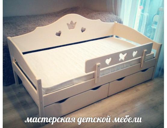 Кровать Маруся 80*160